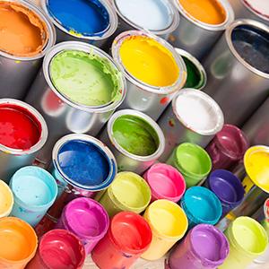 Sie wollen Streichen uns brauchen die richtige Farbe? Wir beraten Sie gerne.