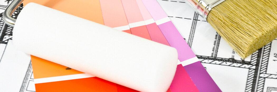 Mit unserem Farbmischservice mischen wir Ihnen Ihre Wunsch-Farbe.